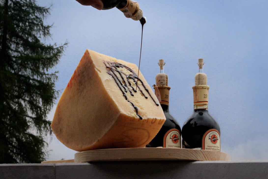 Aceto Balsamico & Parmigiano Reggiano