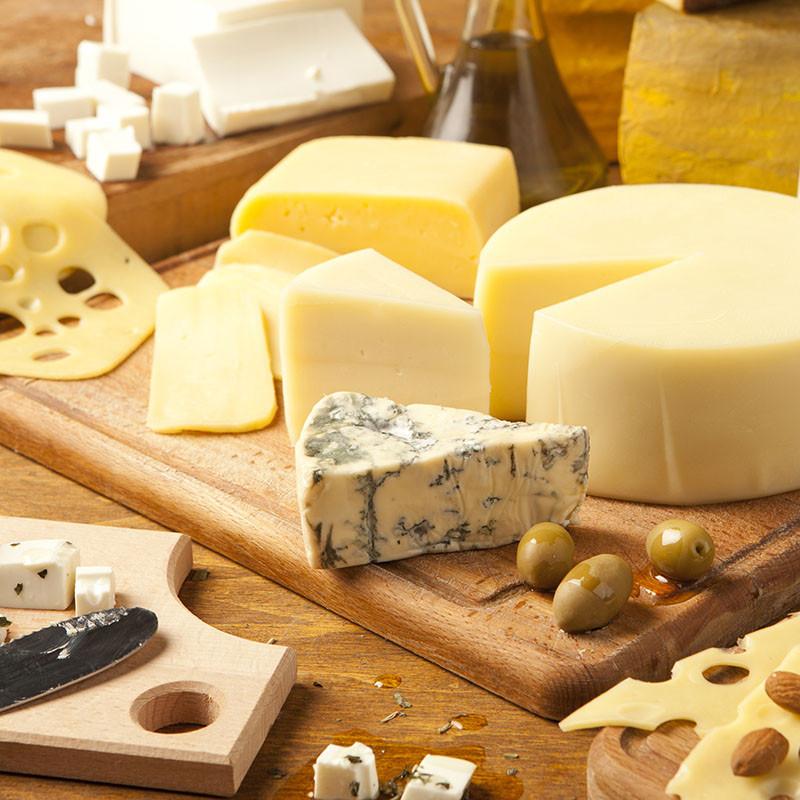 Piemonte - berühmt auch für Käse