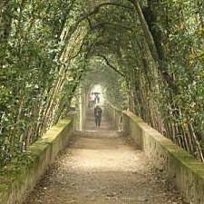 märchenhafter Boboli Park in Florenz