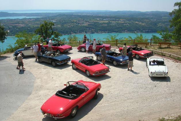 Panorama Ausfahrten mit Führung, Karten, und den schönsten Strassen Italiens