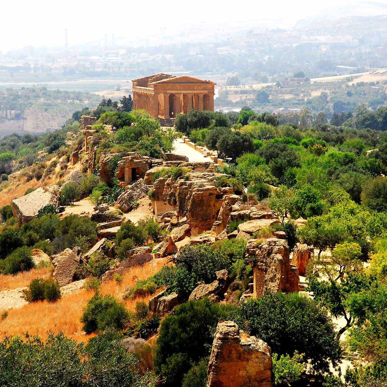 Tagesausflug: Tal der Tempel