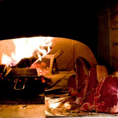"""...genau wie die """"bistecca fiorentina"""""""