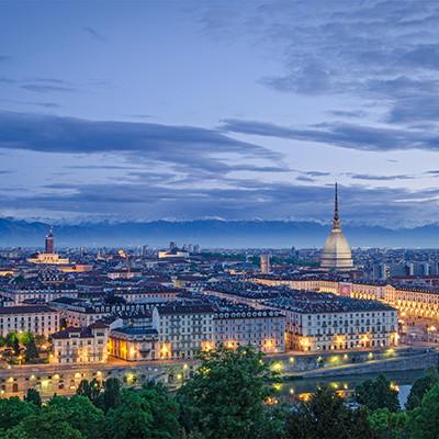 Piemonte Hauptstadt Turin