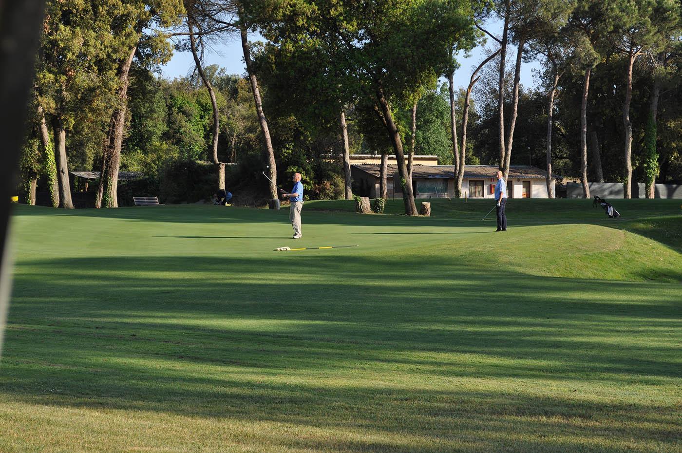 Das aktive Clubleben macht den Golf Club Tirrenia noch sympathischer.