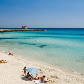 Apulien-italienische Karibik