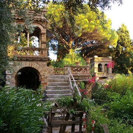 malerische Parks