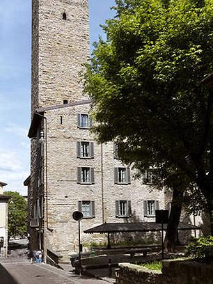 Das Gebäude geht auf das 13. Jahrhundert zurück und ist nun eines der modernsten Hotels Italiens!
