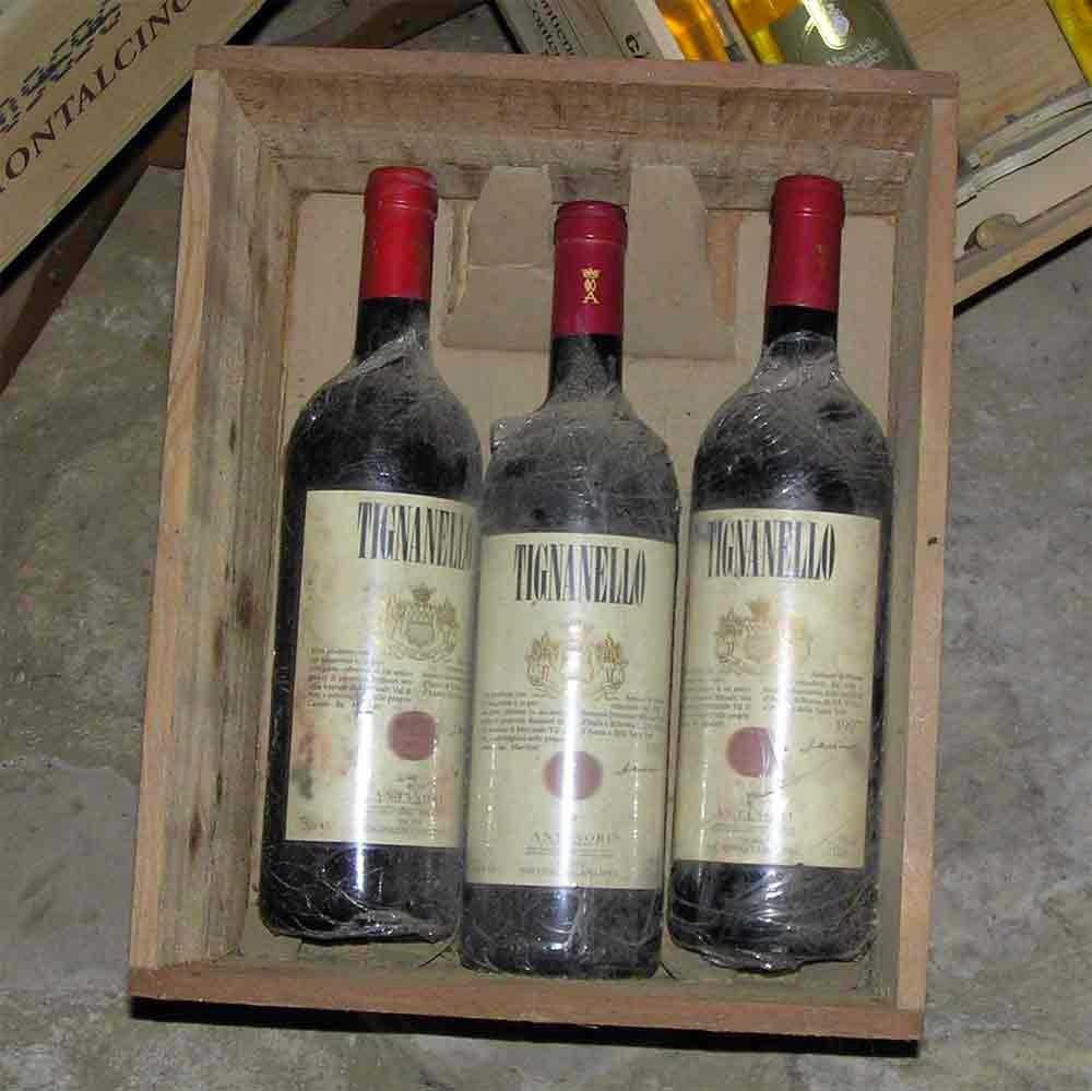Weinkenner schätzen unsere Reisepakete