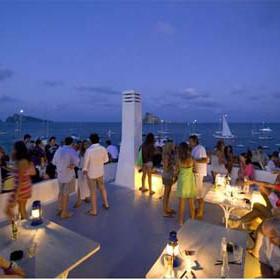 Nightlife in Taormina- nicht nur bei VIPs beliebt...