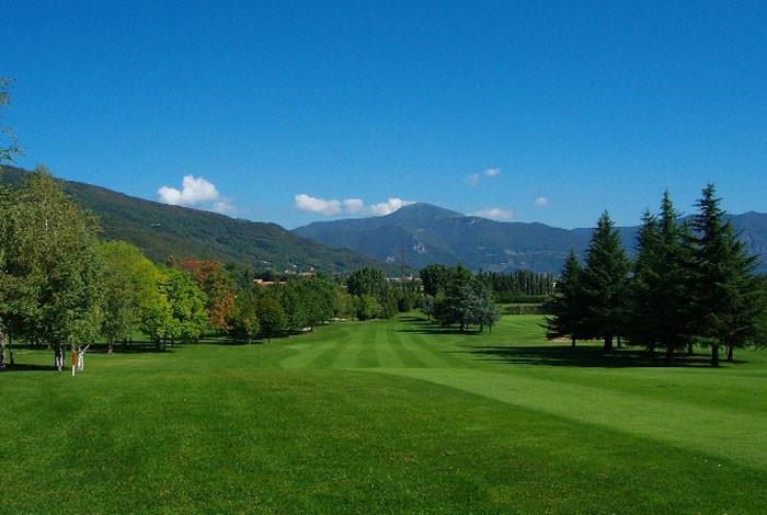Herrliche Landschaft und tolle Lage sind ein weiteres Plus des Clubs.