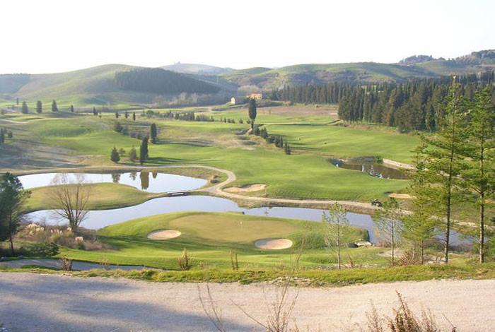 Golf Club Castelfalfi ist eine Spitzenanlage in perfektem Zustand. Ein Muß für jeden Golfer!
