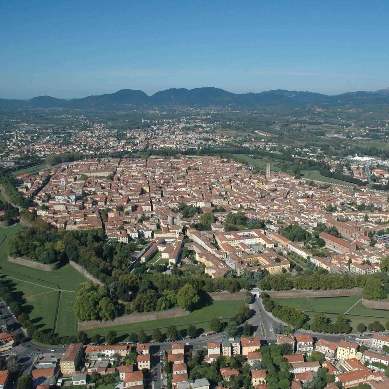 herrliches Lucca