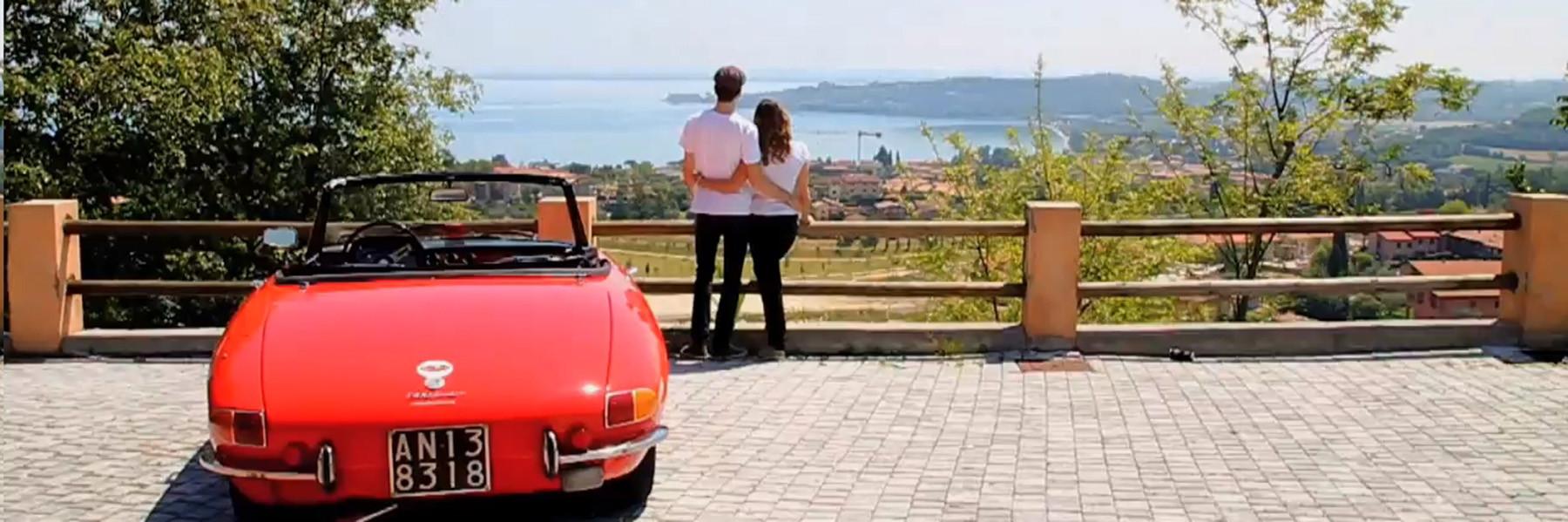 Mit dem Cabrio durch Italien - unvergesslich schön!