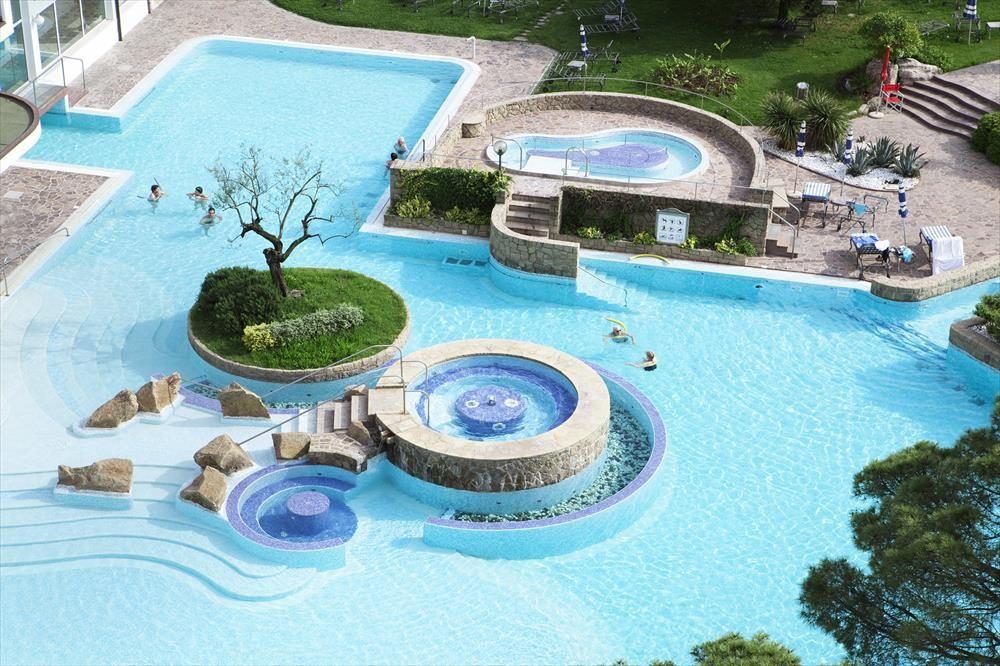 Terme di Galzignano - Thermenresort mit Golfplatz vor Ort