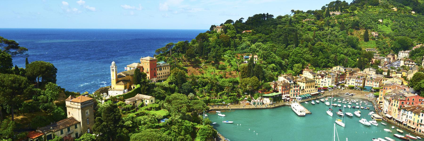 Auf einen Aperitif nach Portofino - Golf & Gourmet an der toskanischen Riviera