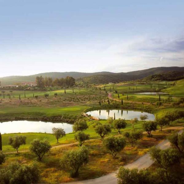 GC Toscana-Vorsicht vor den Wasserhindernissen!