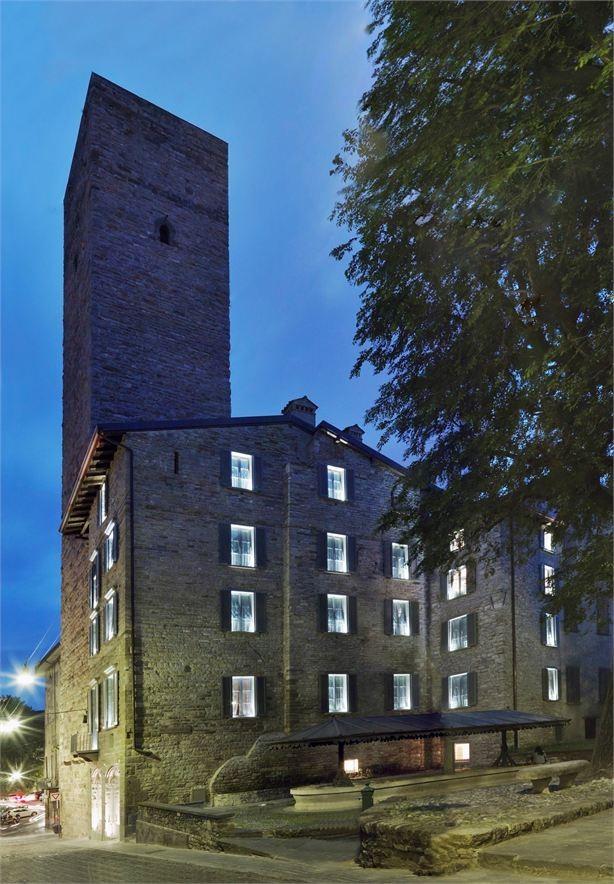 Gombit Hotel in Bergamo Alta. Designhotel in unserem diesjährigen Geheimtipp!
