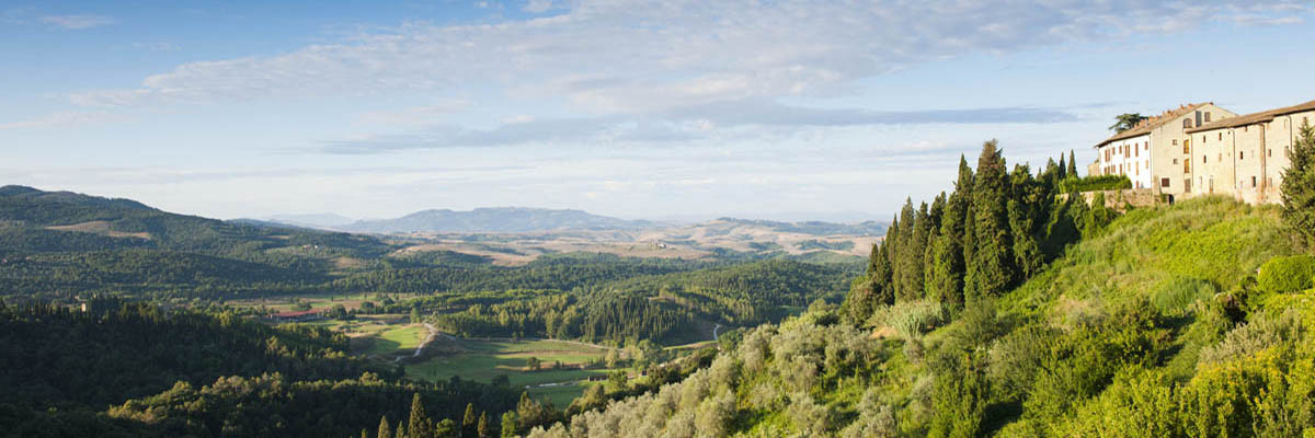 Die schönste Art die Toskana zu entdecken: golfend - Golf & Cultura in der Toskana