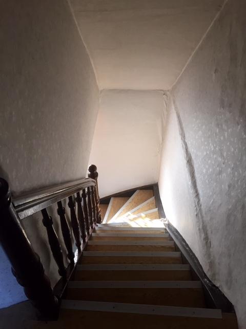 Treppenabgang DG