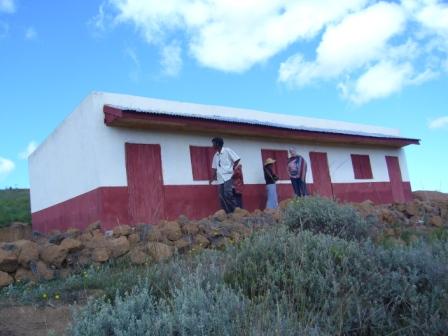 Androhifataka petite école de brousse