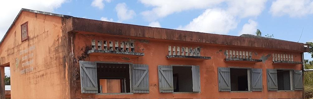 AMBODITAVOLO, le bâtiment 6è, 5è est à restaurer