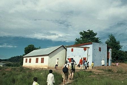 Ampataka Logement des enseignants