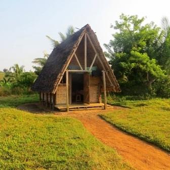 Type de construction dans la région d'Amboditavolo