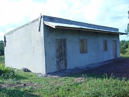 La petite école d'Onjasoa près de Tamatave