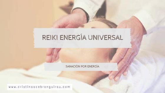 Reiki energía universal, aprende qué es la sanación por energía o imposición de manos