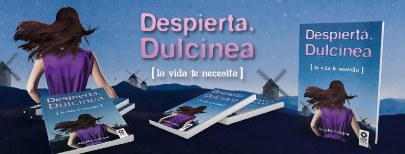 libro de autoayuda Despierta Dulcinea
