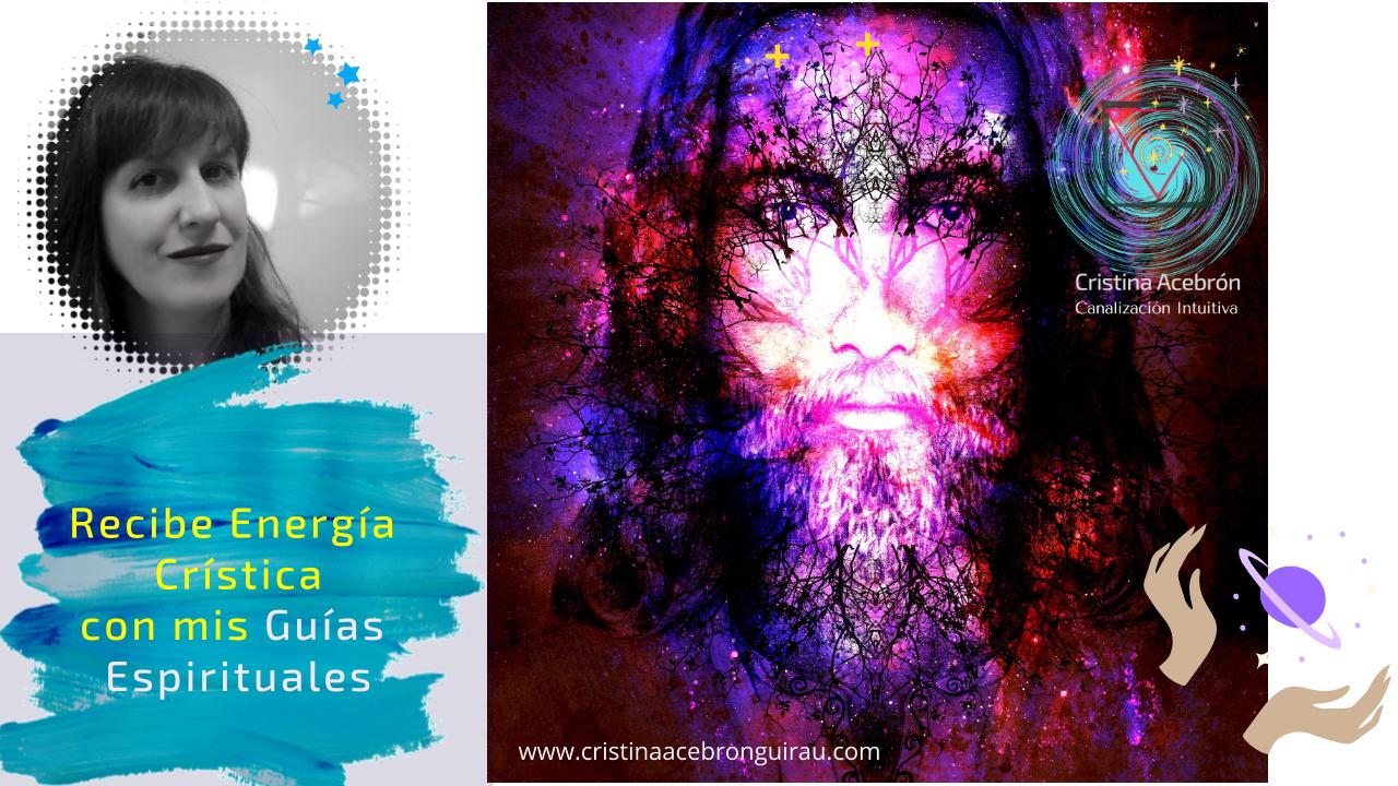 Energía Crística. Maestro Cósmico Jesús