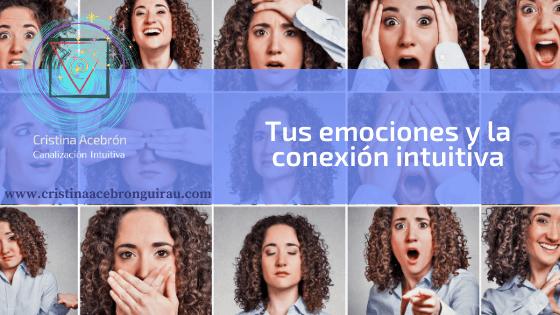 Emociones en equilibrio, activar la intución, canalización sobre la conexión con tu interior, la conexión con tu alma