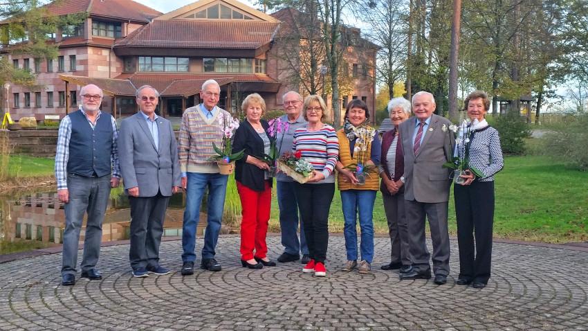 Sieger beim Blumenschmuckwettbewerb 2019