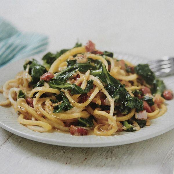 Sellerie-Spaghetti