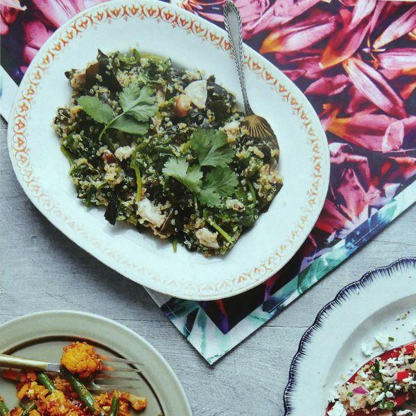Quinoa auf Dreierlei Art