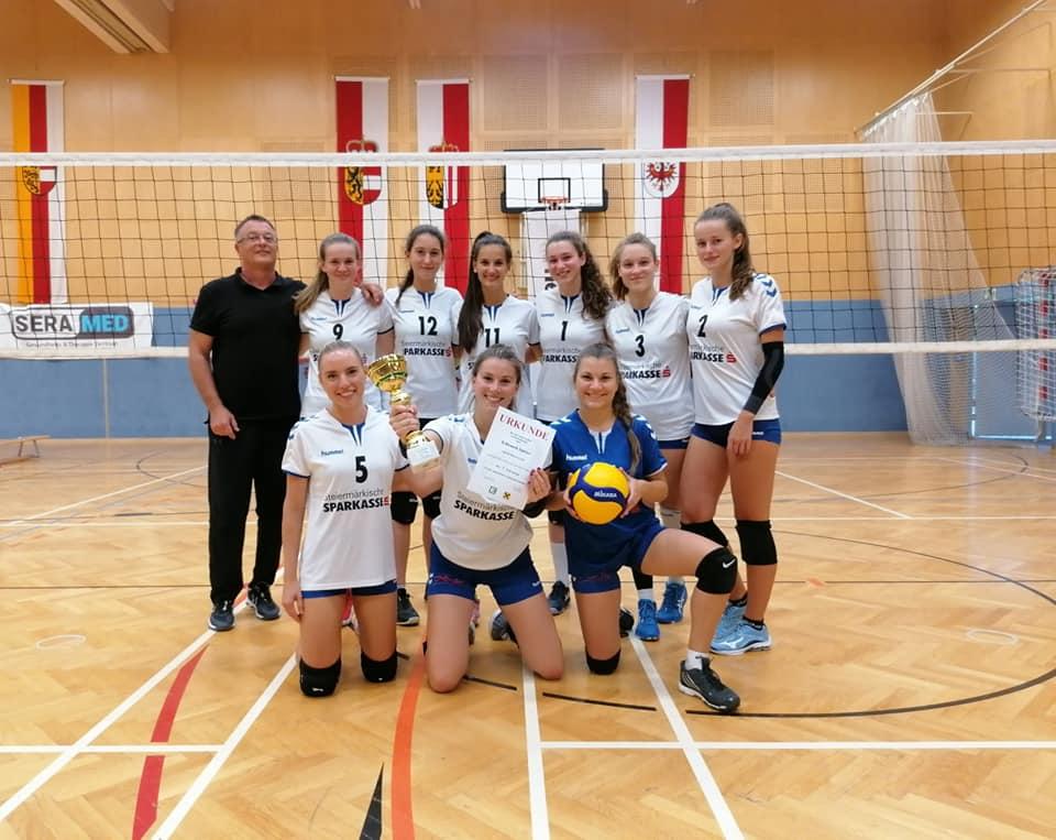 Steirische Volleyballtage in Weiz!