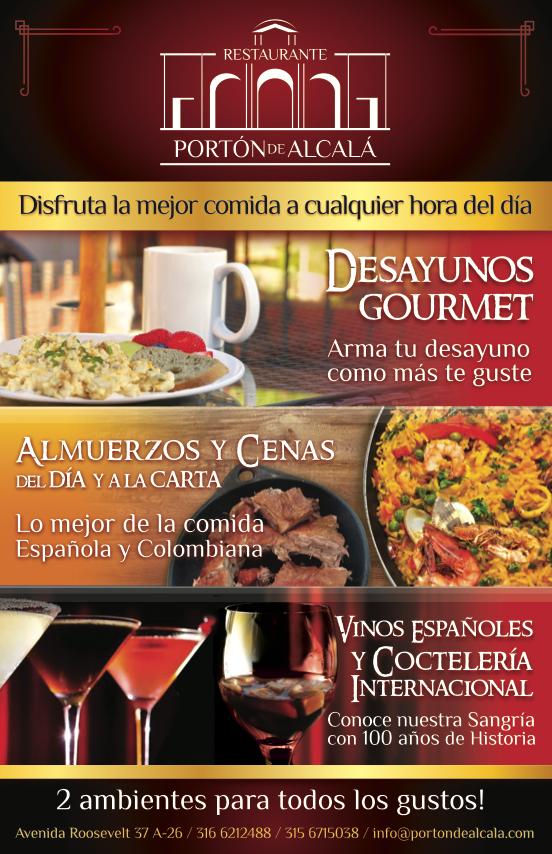 Publicidad Portón de Alcalá