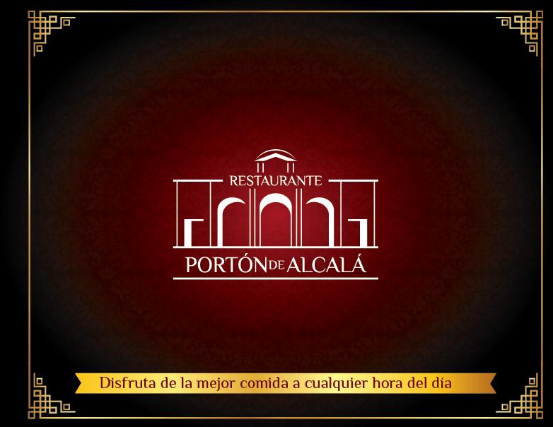 Menú restaurante Portón de Alcalá