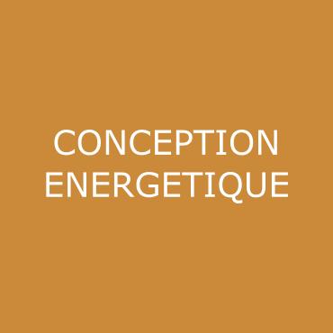 conception énergétique