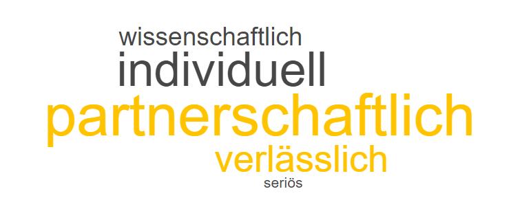 Coaching-Richtlinien der in vivo GmbH Unternehmensberatung: partnerschaftlich, individuell, verlässlich, wissenschaftlich, seriös