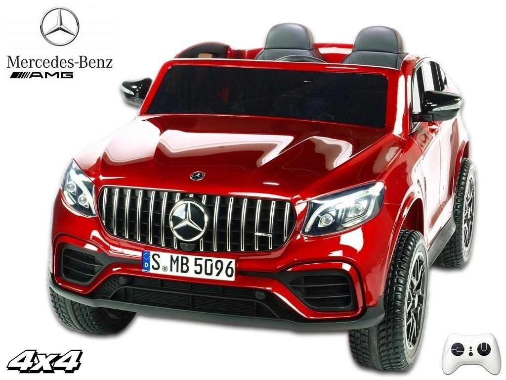 Mercedes/AMG/GLC 63S/2 Sitzer/Kinderauto/Kinder