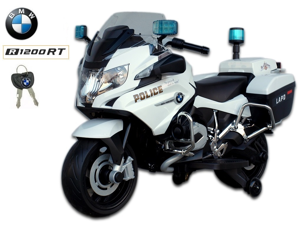 Bmw Polizei Motorrad Bmw R 1200rt 45watt Kindermotorrad Kinder
