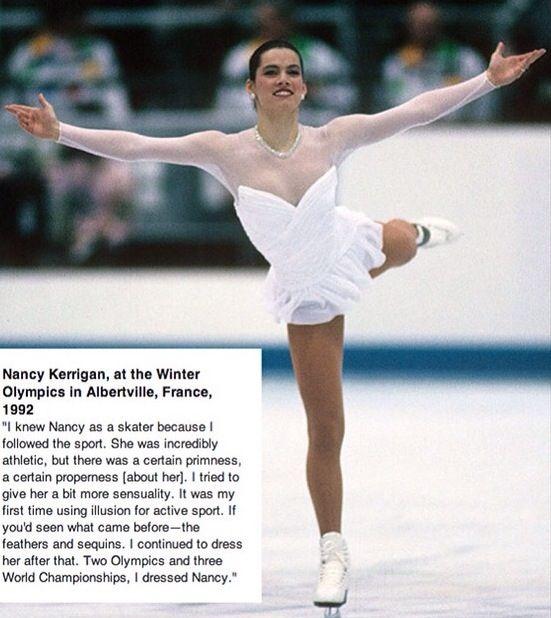 Nancy Kerrigan - 3er Rang Olympiade 1992