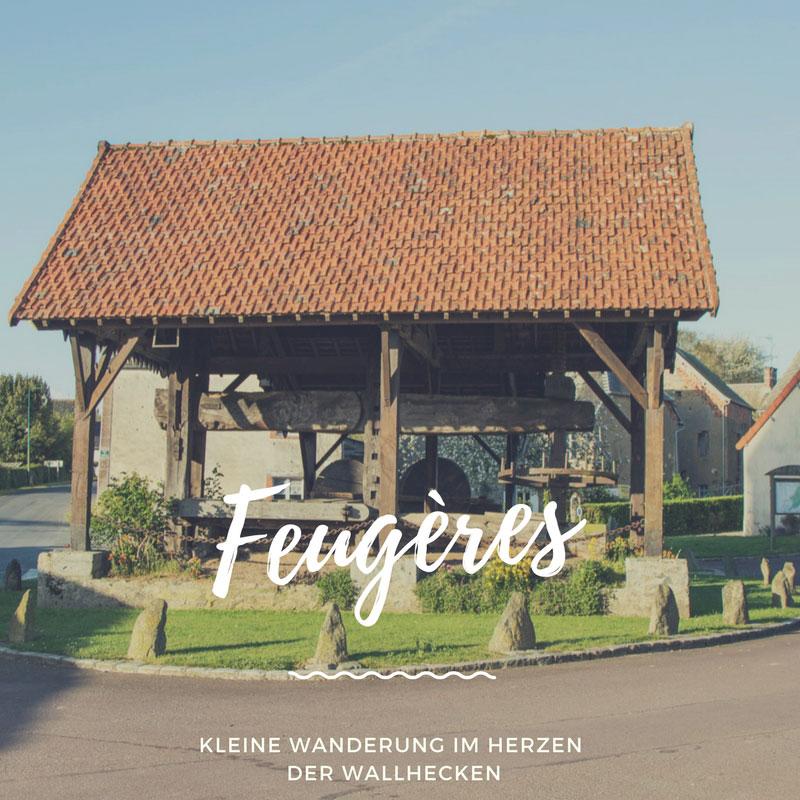 Wanderung durch die Bocage-Landschaft beu Feugères