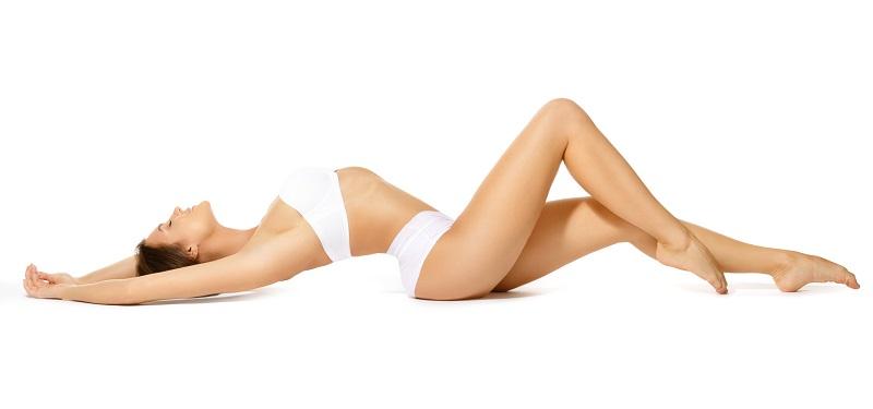 Glatte Haut dank Sugaring-Haarentfernung im Kosmetikstudio Hautnah in Leun