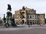 Dresden mit Besuch der Semperoper