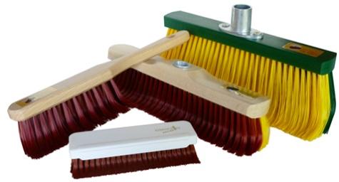 Fusselschreck-Produkte   Fußabtreter Besen Bürsten
