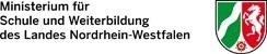 Logo Ministerium für Schule und Weiterbildung des Landes Nordrhein-Westfalen