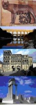 """Bilder/Darstellungen aus dem """"alten"""" Rom"""