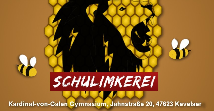 Logo der Schulimkerei